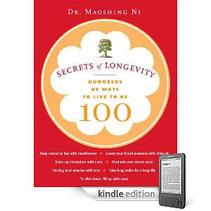 Dr Mao's Secrets of Longevity Kindle Book